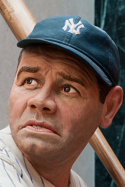 The Sporting Statues Project Babe Ruth National Baseball