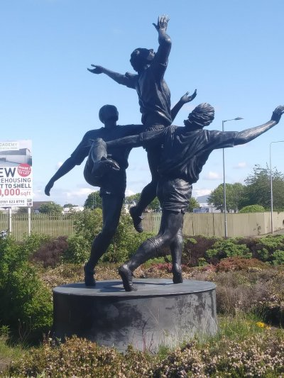The Sporting Statues Project: Reach: Liverpool FC Academy ...